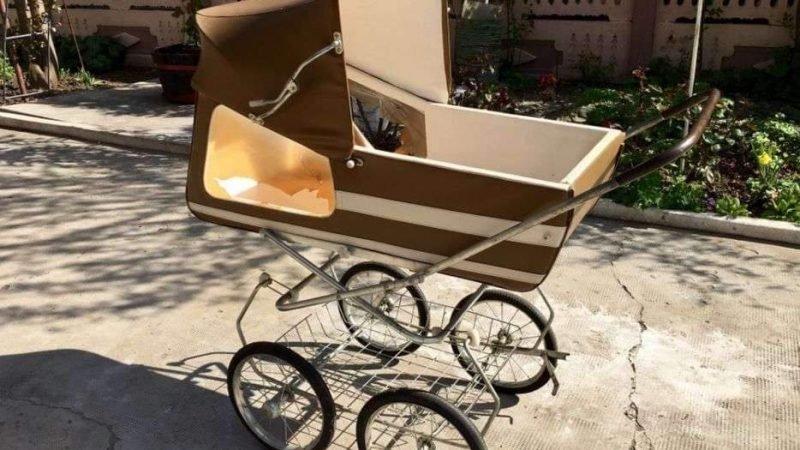 Cât a ajuns să coste un cărucior pentru copii din anii 80-90. Toți îl aveau